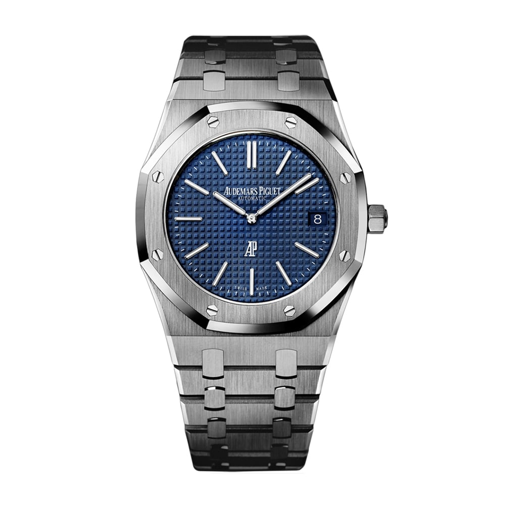 Audemars Piguet Royal Oak Extra Thin Automatic Watch At O R Leeds