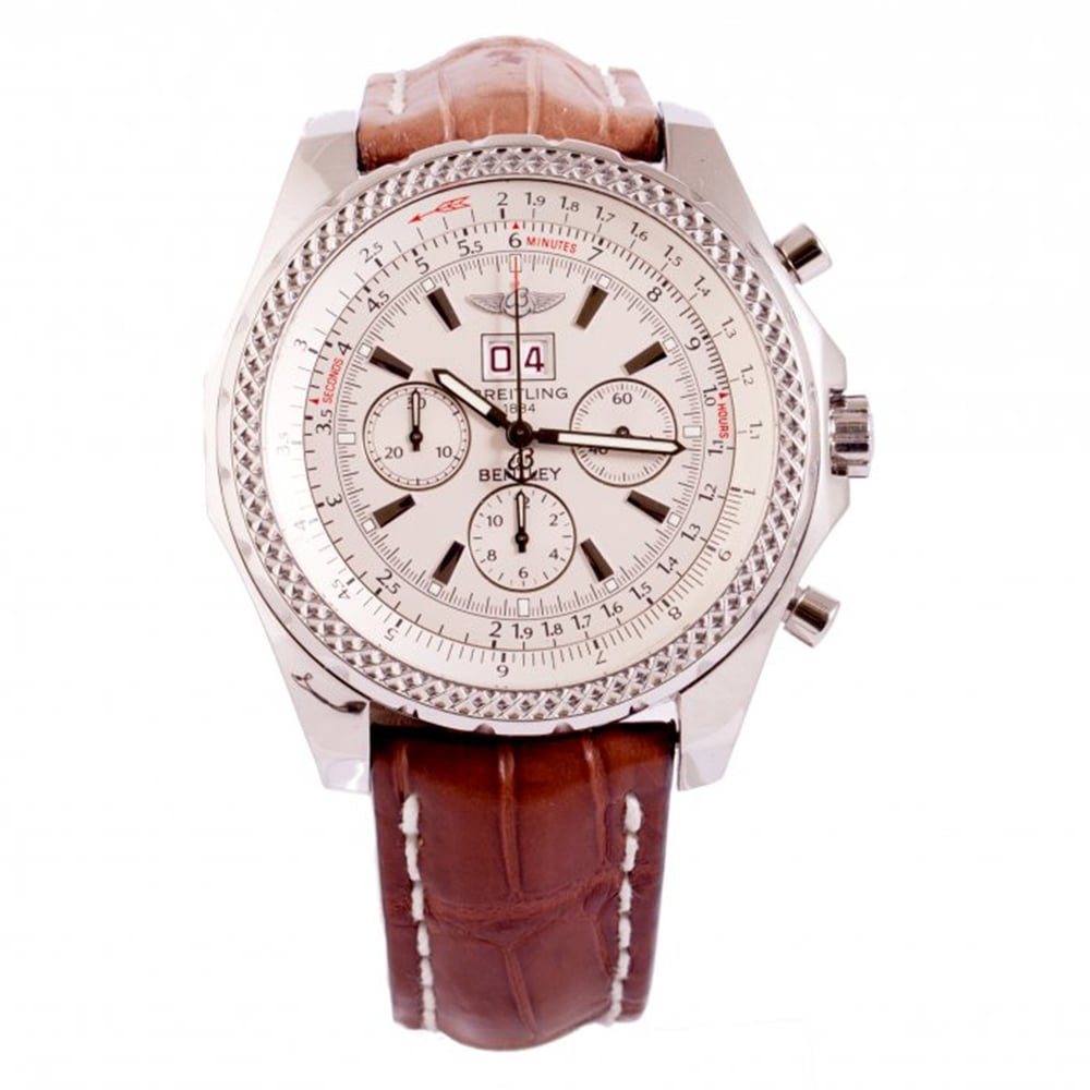 Breitling Bentley Leather Band
