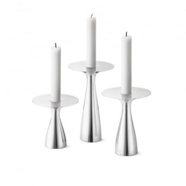 Alfredo Candleholders - 3 Pieces
