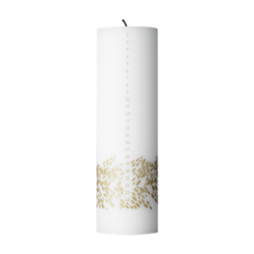 Gold Georg Jensen 2016 Advent Candle