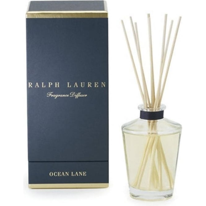 Ralph Lauren Home Fragrance Scented Glass Reed Diffuser