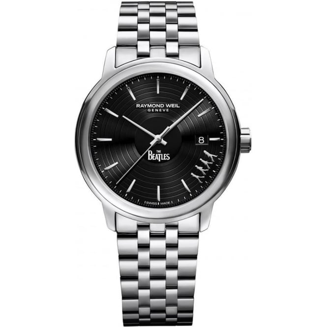 Raymond Weil Gentlemen's Maestro The Beatles Abbey Road Limited Edition Automatic Bracelet Watch