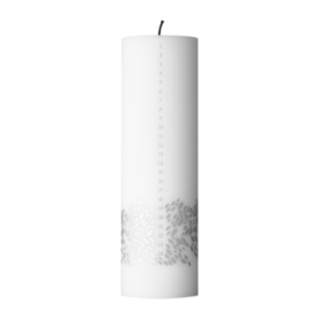 Silver Georg Jensen 2016 Advent Candle