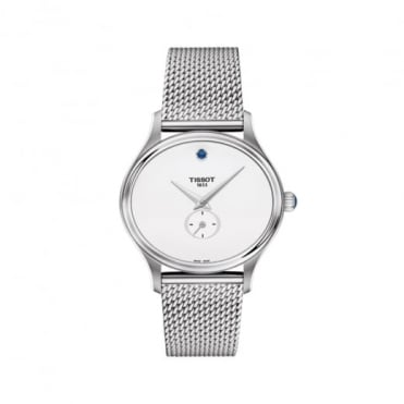 Tissot Ladies Bella Ora Silver Dial Bracelet Watch