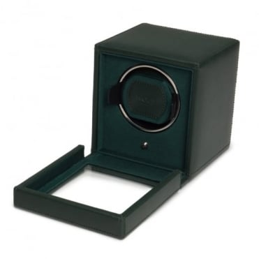 Cub Watch Winder with Cover in Green