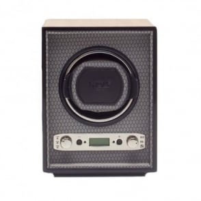 Wolf Designs Meridian Single Watch Winder - Module 2.7 - Blonde