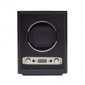 Wolf Designs Meridian Single Watch Winder - Module 2.7 - Burlwood